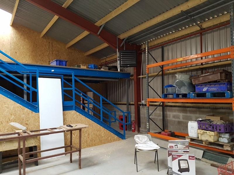 Aerotemper i garage