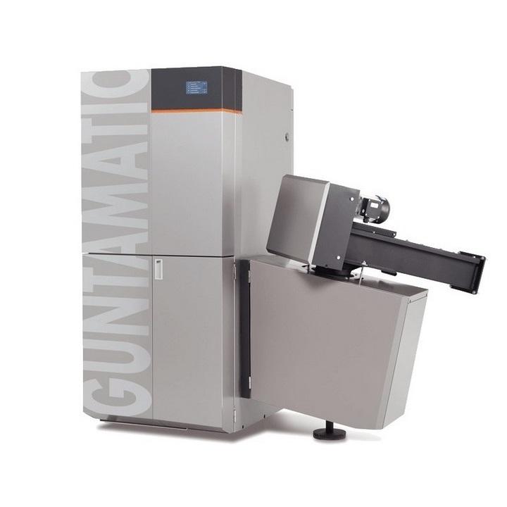 Fliseldning - helautomatisk flispanna